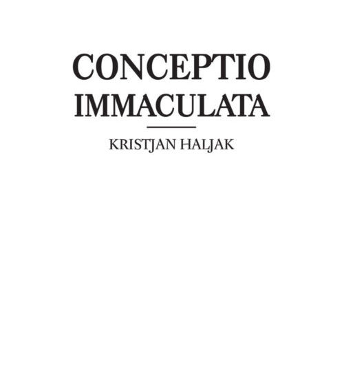 Kristjan Haljak<br><em>Conceptio Immaculata</em>