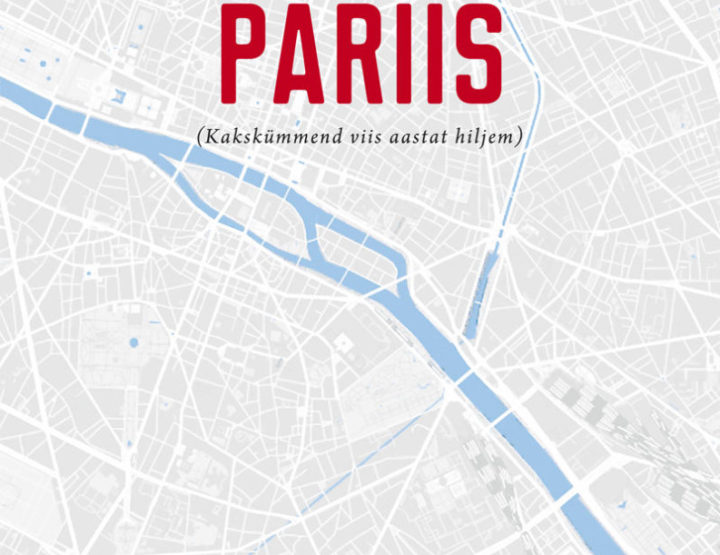 Tõnu Õnnepalu<br><em>Paris: Twenty-five years later</em><br>and<br><em>Acre</em>