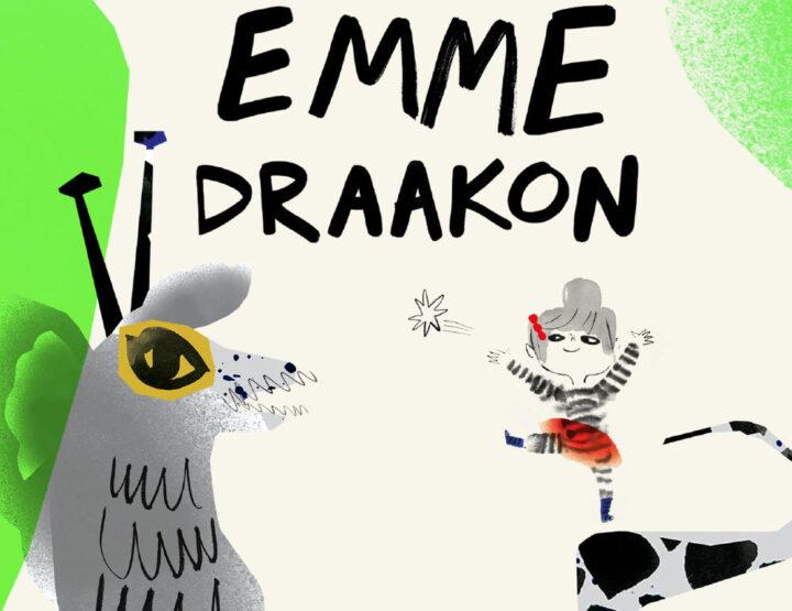 Piret Jaaks<br><em>Mommy's Dragon</em>